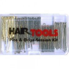 HAIR DRESSING SESSION CLIPS AND PINS HAIR TOOLS SALONS HAIRDRESSER PERSONAL USE
