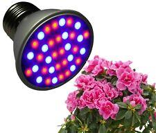 LAMPADINA LED GROW lampada 3 W AMPIO SPETTRO PIANTE ACQUARI COLTURA IDROPONICA