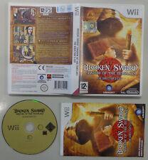 Console Game NINTENDO WII PAL Italiano  Broken Sword Shadow of the Templars D.C.