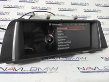 "BMW 5 er M5 F10 F11 F18 NBT CID Central information display 10 inch monitor 10"""