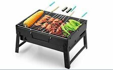 Barbecue Grill Portable Lightweight Simple Charcoal Grill Foldable Premium BBQ