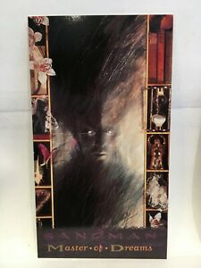 Master of Dreams (1) - Sandman DC Vertigo 1994 Skybox Illustrated Wide Card