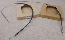 NOS 79 80 81 Firebird Trans Am WS6 rear disc brakes emergency cable pr orig GM !
