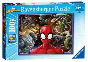 Ravensburger Marvel Spider-Man XXL 100pc Jigsaw Puzzle