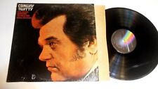 She Need Someone To Hold Her (When She Cries) by Conway Twitty LP IN SHRINK