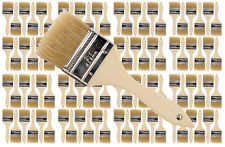 96 Pk- 2 1/2 inch Chip Paint Brushes for Paint, Stains,Varnishes,Glues,Gesso