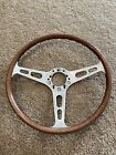 Vintage Original LL Steering Wheel Ferrari Lamborghini BMW Porsche