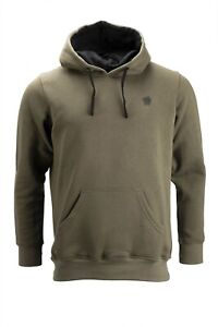 Nash Tackle Hoody Green *All Sizes, Small To 5XL* Fishing Clothing Hoodie NEW