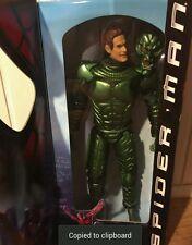"""Spider-Man Collector Series GREEN GOBLIN / WILLEM DAFOE 12"""" Marvel Movie Figure"""