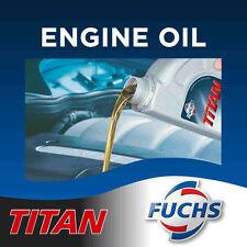 Racing Fuchs Vehicle Engine Oils