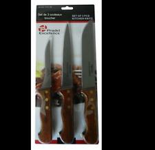 Lot de 3 couteaux LA FOURMI TUE COQ ref 29630274 FRANCE