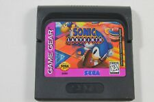 Sonic Labyrinth Sega Game Gear Cartridge