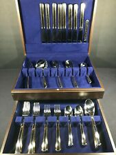 Oneida Golden Etage Silverware Flatware Set - Place Setting for 8 - No Box