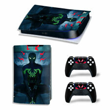 PS5 Digital Edition Skin Decal Sticker - Spiderman Design 11 - FREE P&P