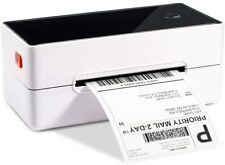 Lot Phomemo Thermal Shipping Label Printer 4x6 Direct Compatible Mac and Windows