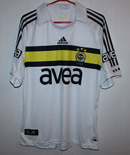 Fenerbahce Turkey third shirt 08/09 Adidas