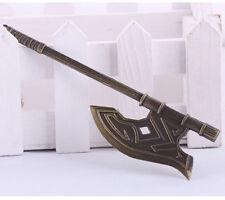 DZ703 Dr. Mundo League of Legends LOL Game Anime Weapon Metal Key Ring 12cm ✿