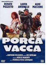 Dvd PORCA VACCA - (1982)  *** Laura Antonelli & Renato Pozzetto *** ....NUOVO