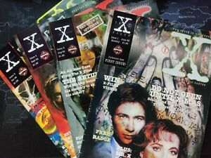 The X-Files Manga Comic UK Bundle - Issues 1, 3-10, 12-17 + Special Issue 1