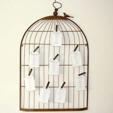 Not Personalised Wedding Birdcage