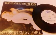 "THE FLAMING MUSSOLINIS - DIFFERENT KIND OF LOVE.1987 7"" Vinyl. MUZ 2"