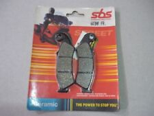 HONDA CERAMIC BRAKE PADS - SBS -  603HF - FRONT