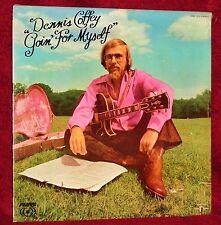 """LP DENNIS COFFEY """"GOIN' FOR MYSELF"""" 1972 SUSSEX SEALED"""