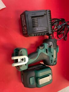 Masterforce 241-0435 1/4'' 20-Volt Cordless Brushless Impact Driver