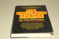 The Intelligent Universe a Cybernetic Philosophy 1975 First Edition HCDJ