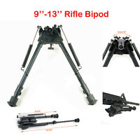 9-13 inch Air Rifle Precision Hunting Shooting Bipod Adjustable Swivel Gun Rest