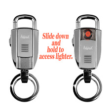 Portable Cigarette Lighter Key Chain Multi Use USB Charger FATHERS DAY GIFT