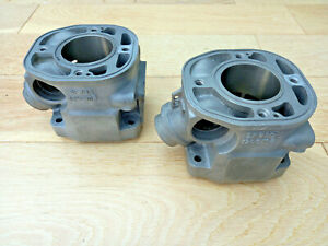 Replated Yamaha TZ250 H J Cylinders 5F7-11310-01-00 One Pair