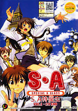 S.A. Special A Class (Vol: 1 - 24 End) DVD with English Subtitle