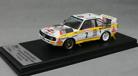 Trofeu Audi Sport Quattro Rallye du Var 1984 Darniche & Mahe RR.fr08 LTD ED 150
