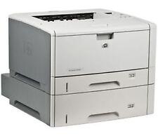 Ethernet RJ-45 Black and White Computer Printer