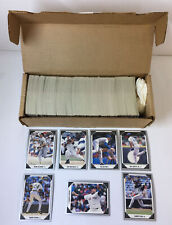1991 Leaf baseball FULL COMPLETE SET #1-528