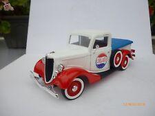 "1:18 Ford V8 Pickup Truck Lieferwagen ""Pepsi Cola"" (1936) | Solido   Ohne box"