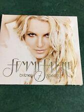 Britney Spears – Femme Fatale cd