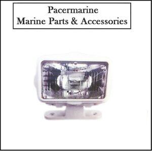 Adjustable A Frame 12V Spot Deck Light Radar Arch Boat Rib