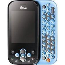 LG Blue Smartphones