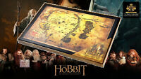 The Hobbit - The Map Of - Card By Middle Earth - Noble Collection