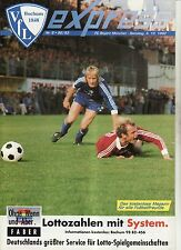 BL 92/93 VfL Bochum - FC Bayern München