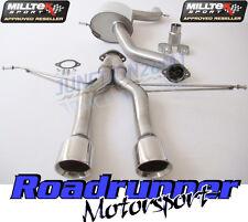 """Milltek SSXSE139 Seat Leon Cupra R 2.0 TSi 265PS 3"""" Cat Back System Polish Tips"""