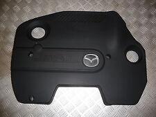 Mazda 6 MPV II 2.0 MZR-CD RF5C Motorraum Verkleidung Motor Abdeckung Deckel