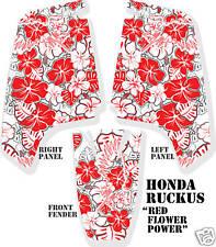 HONDA Ruckus Graphic Kit Decal Wrap Sticker