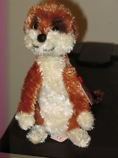 Ty Beanie Baby ~ Flower the Meerkat ~ Uk Exclusive ~ Mint with Mint Tags ~ Rare