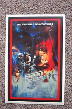 The Empire Strikes Back #1 Lobby Card Movie Poster
