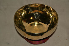Singing Bowl Cuenco Tibetano 16 cm Meditation Therapy Hand Made Nepal AMAZING