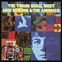 Eric Burdon and The Animals - The Twain Shall Meet [CD]