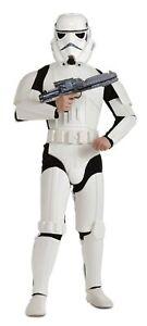 Stormtrooper Star Wars Adult Deluxe Costume Halloween Jumpsuit